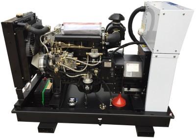 Дизельный генератор АМПЕРОС АД 10-Т230 P (Проф) с АВР