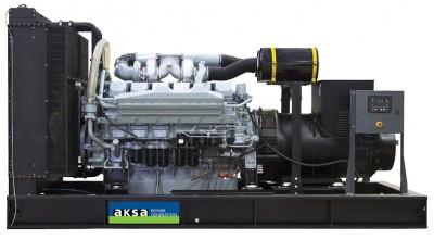 Дизельный генератор Aksa APD1100M с АВР