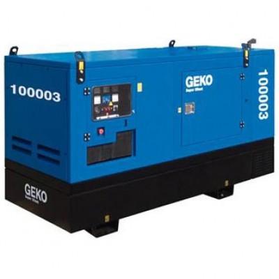 Дизельный генератор Geko 100014 ED-S/DEDA SS с АВР