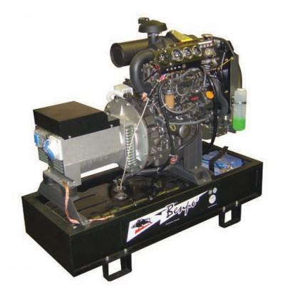 Дизельный генератор Вепрь АДА 15-230 РЛ с АВР