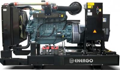 Дизельный генератор Energo ED 120/400 D с АВР