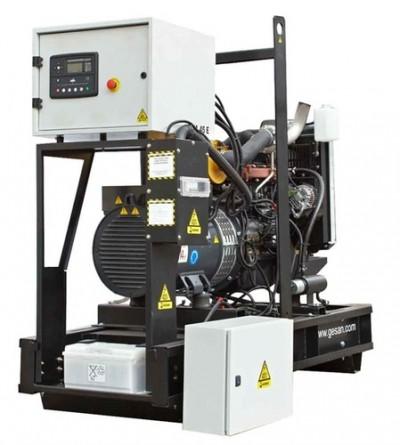 Дизельный генератор Gesan DPA 45E с АВР