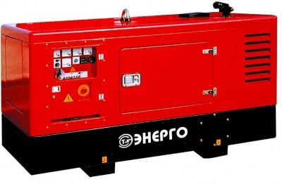 Дизельный генератор Energo ED 17/400 Y-SS с АВР