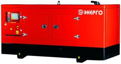 Дизельный генератор Energo ED 400/400 IV S с АВР