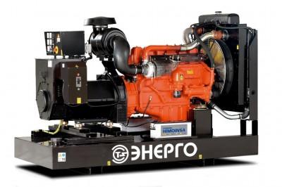 Дизельный генератор Energo ED 500/400 SC с АВР
