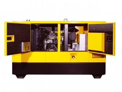 Дизельный генератор Gesan DPAS 35 E с АВР