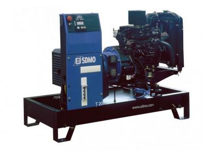 Дизельный генератор SDMO K 16 с АВР