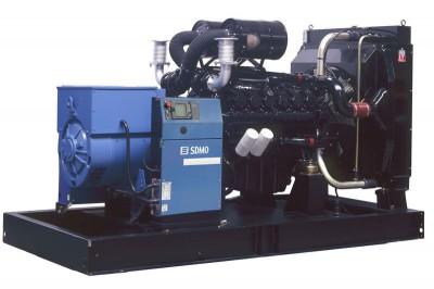 Дизельный генератор SDMO D275 с АВР