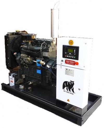 Дизельный генератор Азимут АД 16-Т400 с АВР