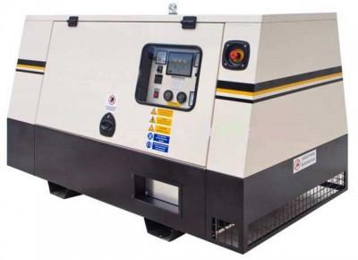 Дизельный генератор Broadcrown BC M12 SP в кожухе с АВР