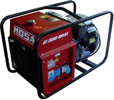 Бензиновый генератор Mosa GE 11000 HBS/GS