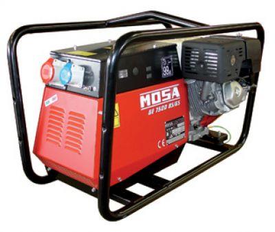 Бензиновый генератор Mosa GE 7554 HSX EAS