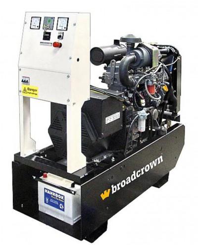 Дизельный генератор Broadcrown BC M16 SP с АВР