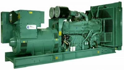Дизельный генератор Cummins C1675D5 с АВР