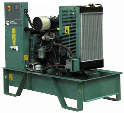 Дизельный генератор Cummins C28D5