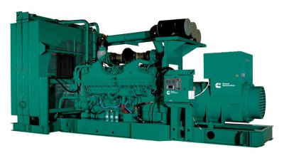 Дизельный генератор Cummins C3000D5