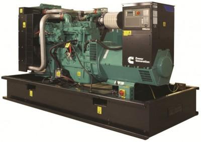 Дизельный генератор Cummins C250D5 с АВР