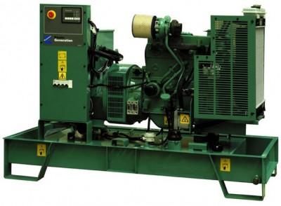 Дизельный генератор Cummins C33D5 с АВР