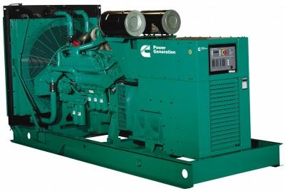Дизельный генератор Cummins C700D5 с АВР