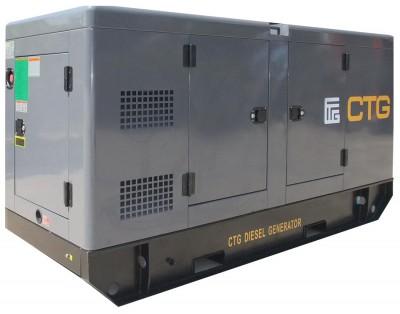 Дизельный генератор CTG AD-33RL в кожухе с АВР