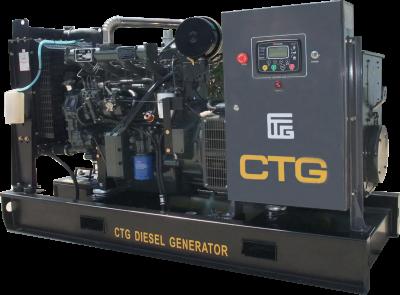 Дизельный генератор CTG AD-275RE