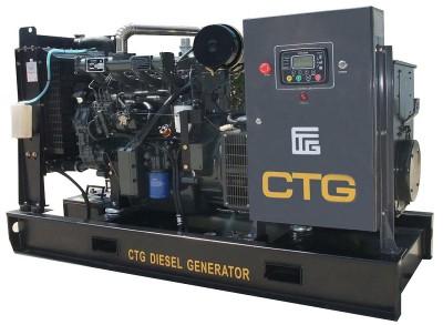 Дизельный генератор CTG AD-140SD