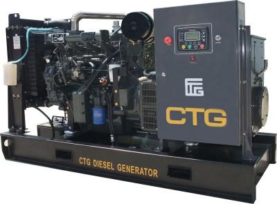Дизельный генератор CTG AD-660WU с АВР