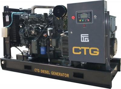 Дизельный генератор CTG AD-18RE