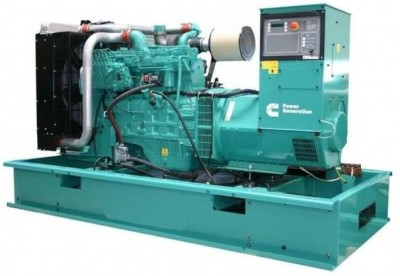 Дизельный генератор Cummins C350D5