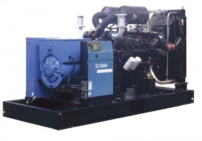 Дизельный генератор SDMO D550