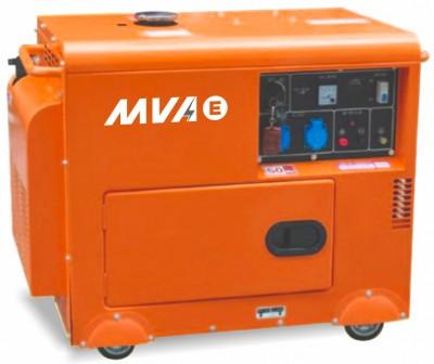 Дизельный генератор MVAE ДГ 3500 К с АВР