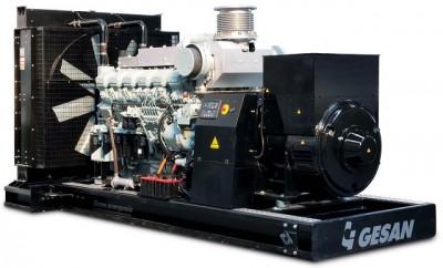 Дизельный генератор Gesan DHA 1500 E ME с АВР