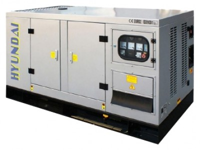 Дизельный генератор Hyundai DHY20KSE