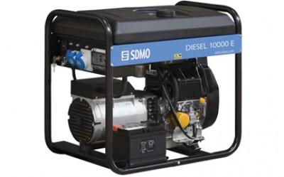 Дизельный генератор SDMO Diesel 10000 E XL C AUTO