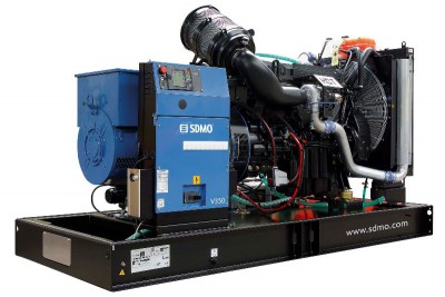Дизельный генератор SDMO V350C2