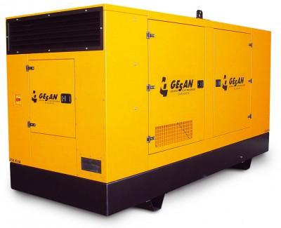 Дизельный генератор Gesan DPAS 110 E с АВР