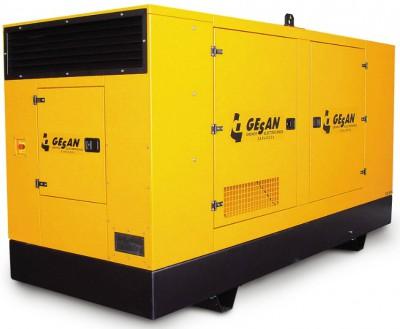 Дизельный генератор Gesan DVAS 500E с АВР