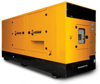 Дизельный генератор Gesan DPAS 1000 E с АВР
