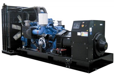Дизельный генератор Gesan DTA 1100 E АВР