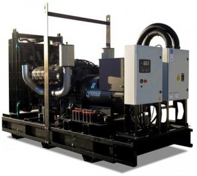 Дизельный генератор Gesan DTA 1200E с АВР