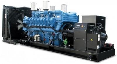 Дизельный генератор Gesan DTA 2500E