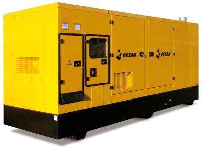 Дизельный генератор Gesan DTAS 860E ME с АВР