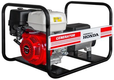 Бензиновый генератор Energo EB 7,0/230-SH