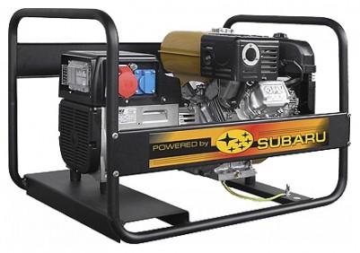 Бензиновый генератор Energo EB 7.0/230-SE