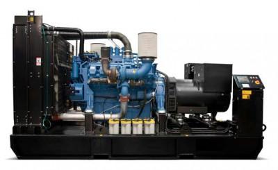 Дизельный генератор Energo ED 510/400MTU с АВР