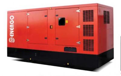 Дизельный генератор Energo ED 300/400MTU-S с АВР