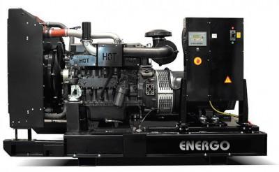 Дизельный генератор Energo ED 50/400 IV с АВР