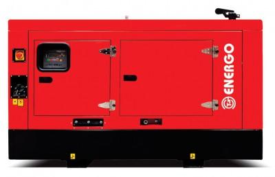 Дизельный генератор Energo ED 185/400 IV S с АВР