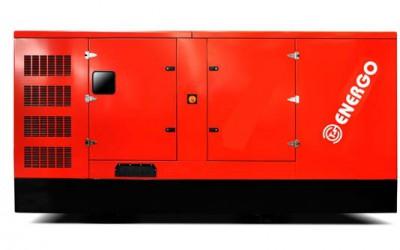 Дизельный генератор Energo ED 460/400MTU-S