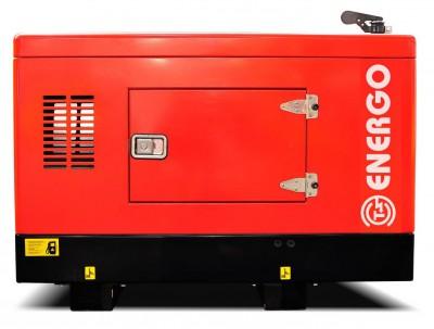 Дизельный генератор Energo ED 25/230 Y-SS с АВР